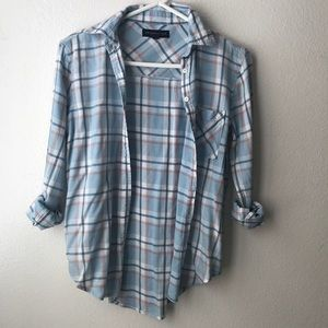 Lightweight Flannel